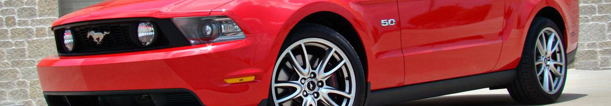 2012 Ford Mustang Parts & Accessories