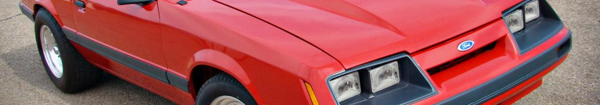 Fox Body Mustang Restoration (79-93)