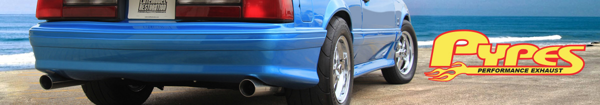 Pypes Mustang Exhaust