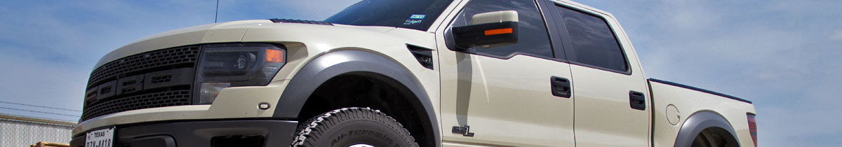 Roush Raptor Parts