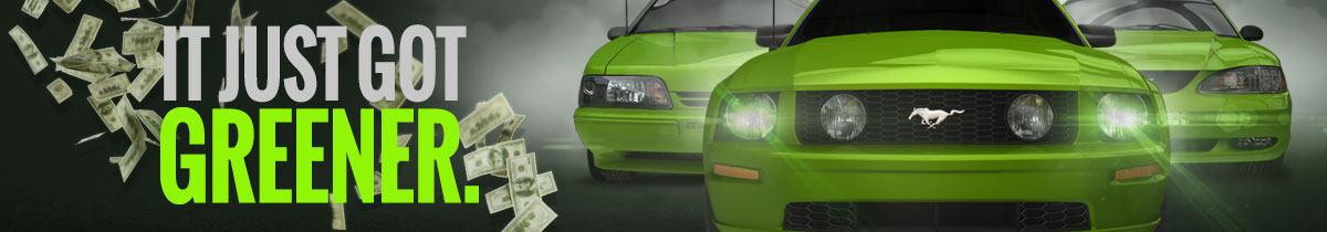 Save More Green In 2013! - New Lower Prices on 100's of Parts!