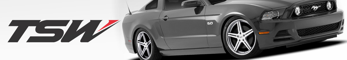 TSW Mustang Wheels